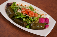 grape leaves salad